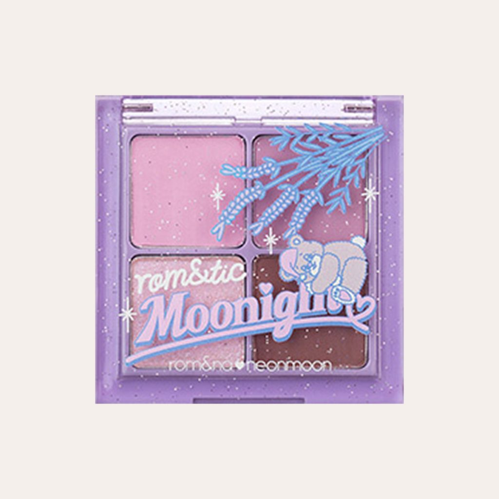 Romand x Neo Moon - Better Than Eyes (#W01 Dry Lavender)