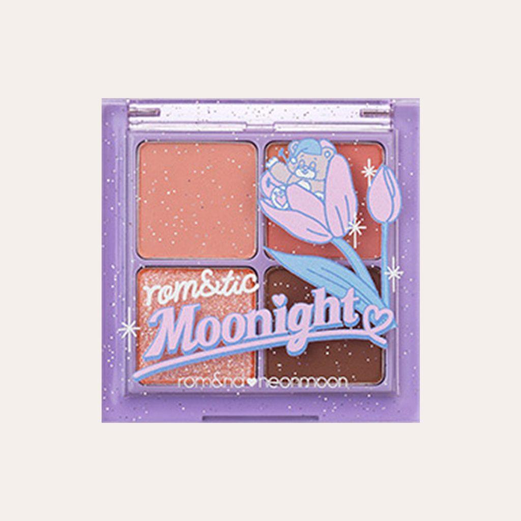 Romand x Neo Moon - Better Than Eyes (#01 Dry Mango Tulip)