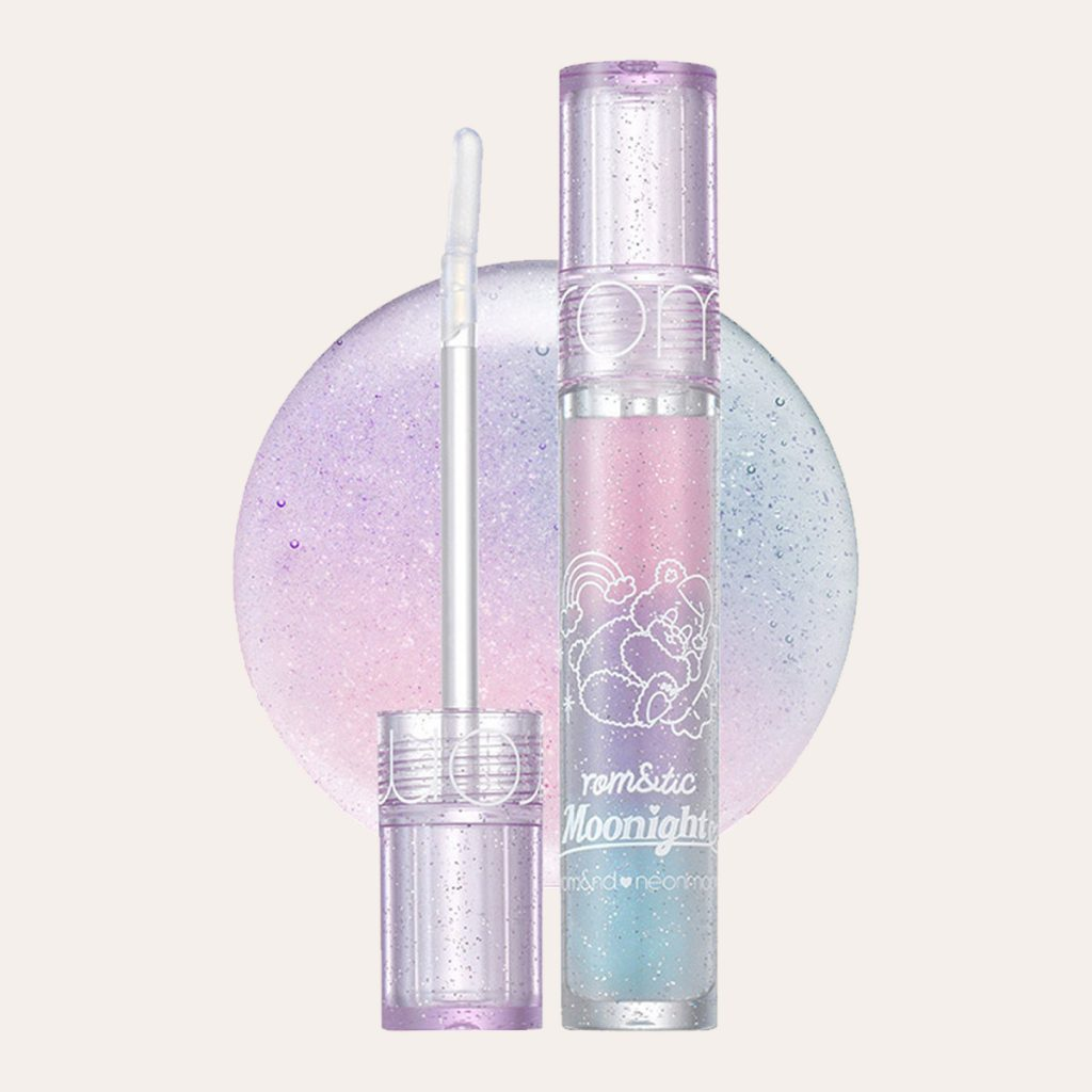Romand x Neo Moon - Glasting Water Gloss (#01 Dreamland)