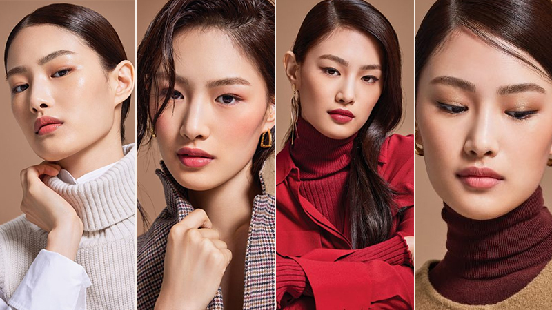 The biggest Fall 2020 Korean makeup trends according to Amorepacific