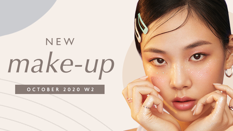 New Korean make-up products [October 2020 - Week 2]