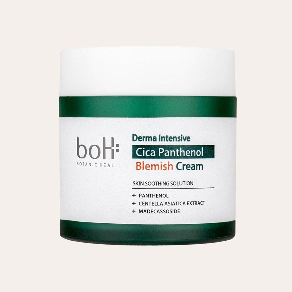 Botanic Heal boH - Derma Intensive Cica Panthenol Blemish Cream