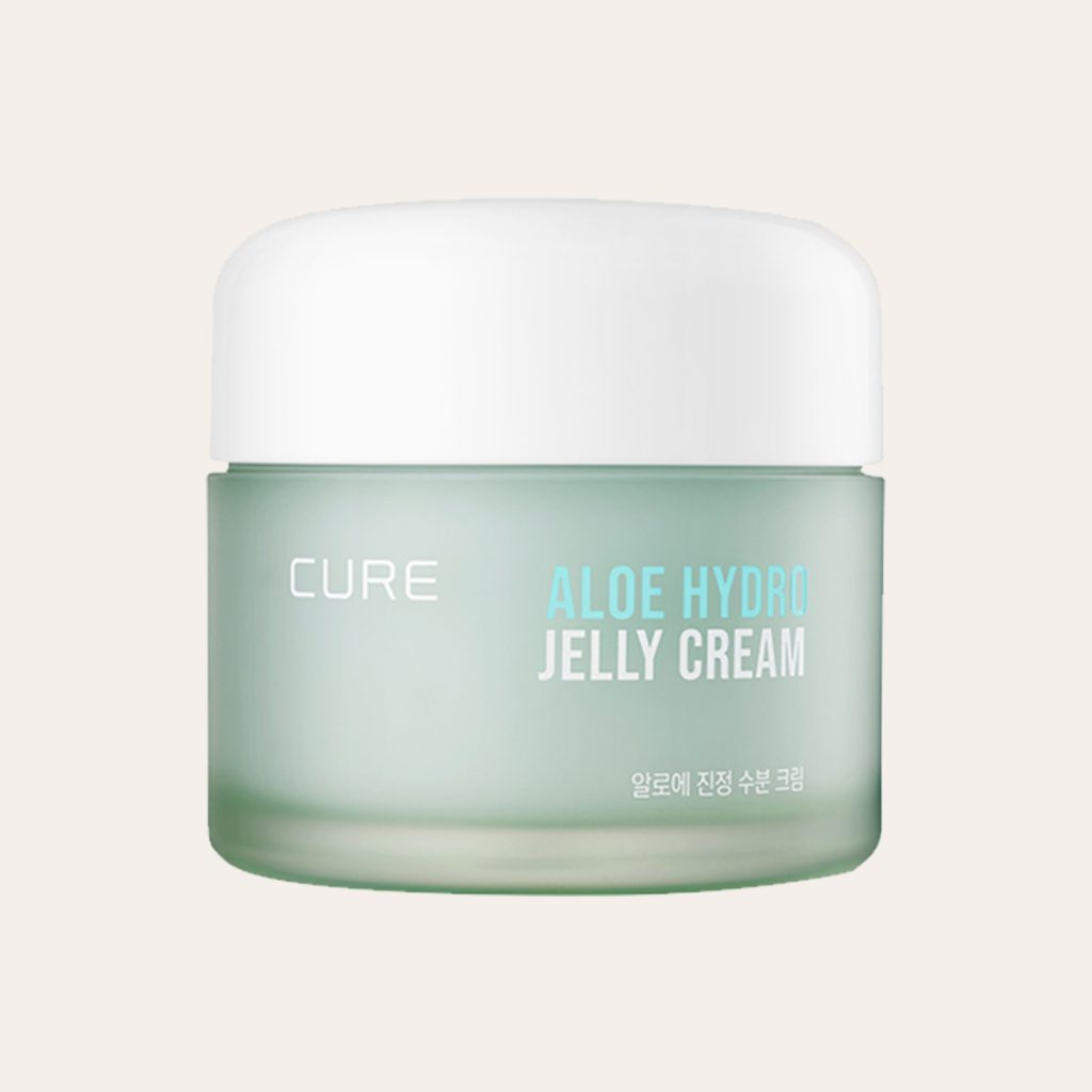 Kim Jeong-Moon Aloe - Cure Aloe Hydro Jelly Cream