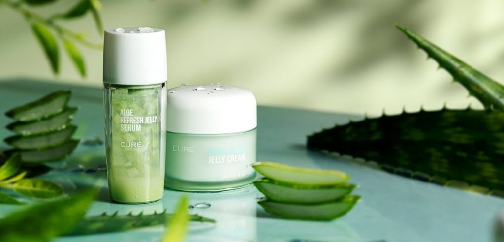 Kim Jeong-Moon Aloe - Cure Aloe Refresh line 1