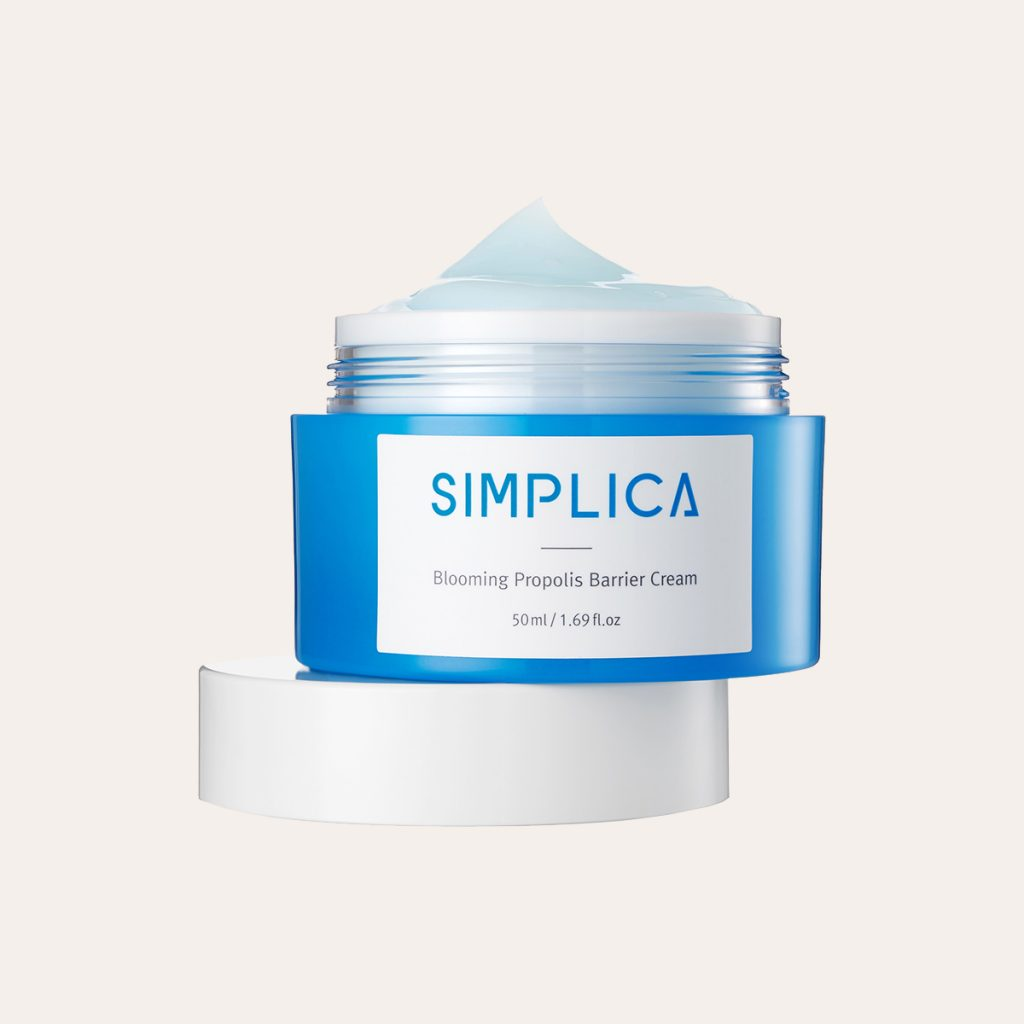 Simplica - Blooming Propolis Barrier Cream