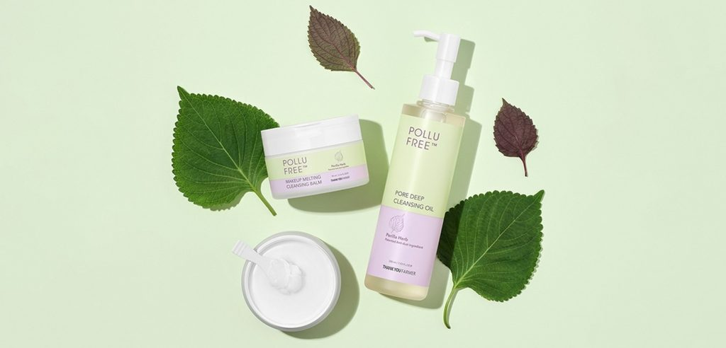 Thank You Farmer - Pollu Free Cleansing Line