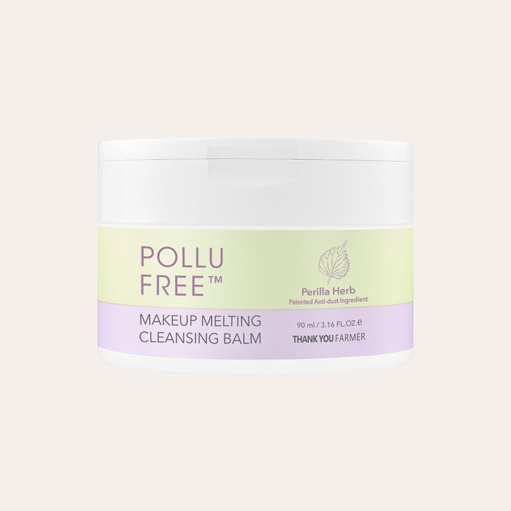 Thank You Farmer - Pollu Free Makeup Melting Cleansing Balm