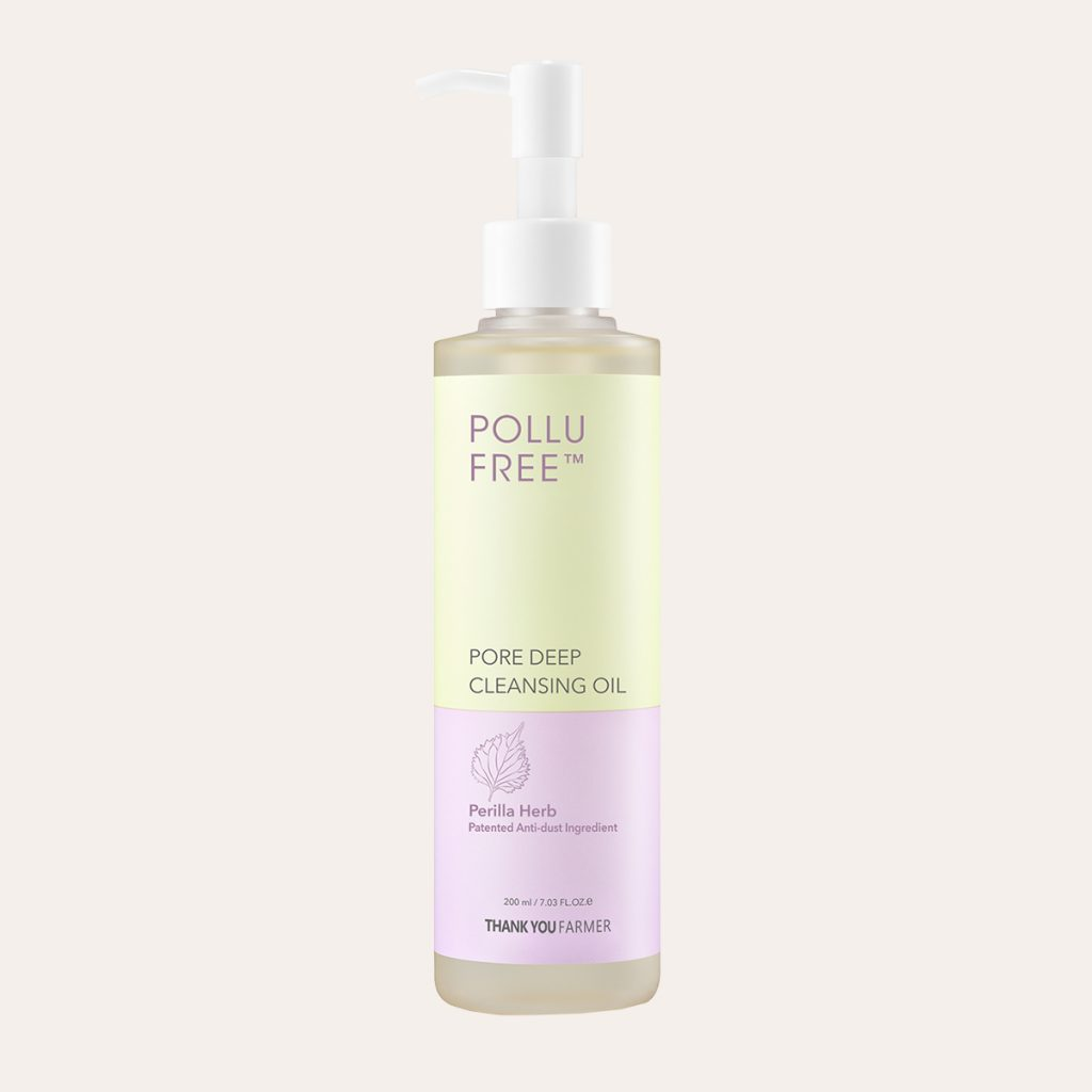 Thank You Farmer - Pollu Free Pore Deep Cleansing Oil