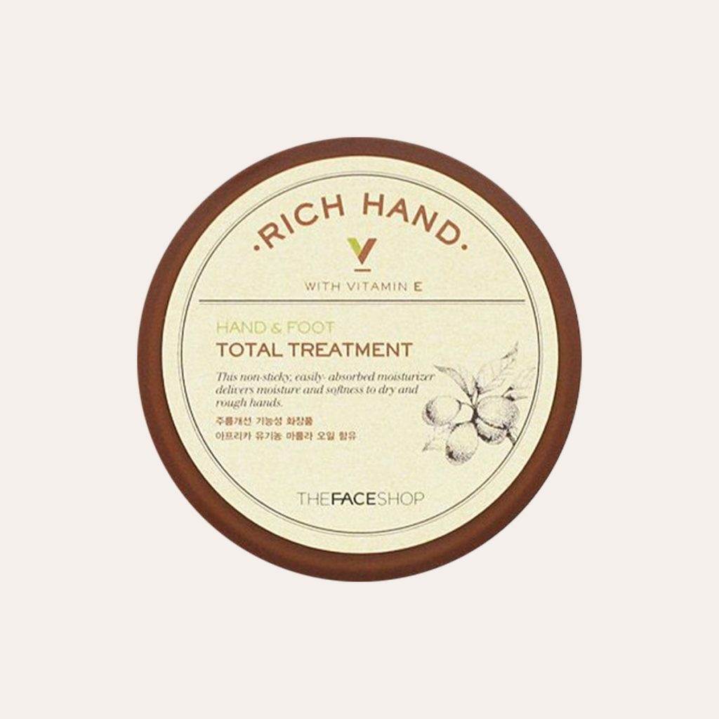 The Face Shop - Rich Hand V Hand and Foot Total Treatment