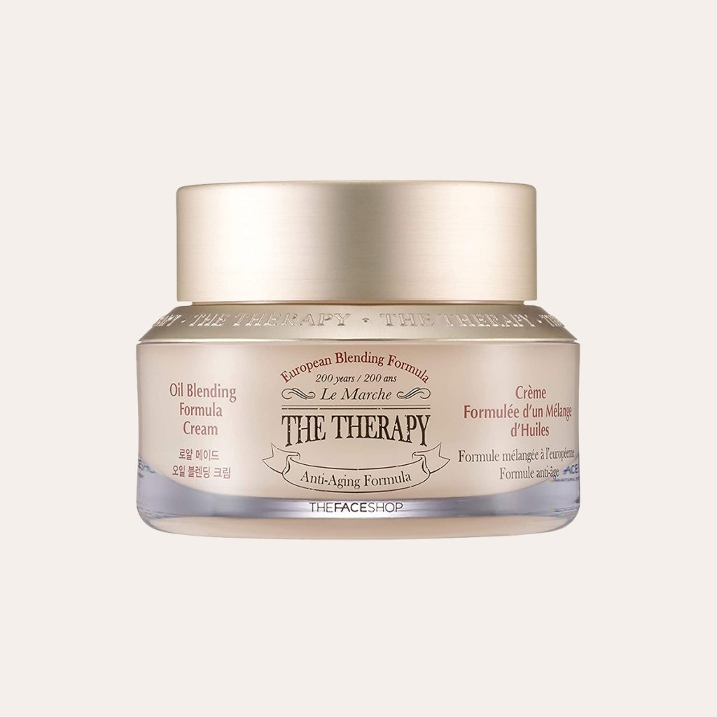 The Face Shop - The Therapy Royal Made Oil Blending Formula