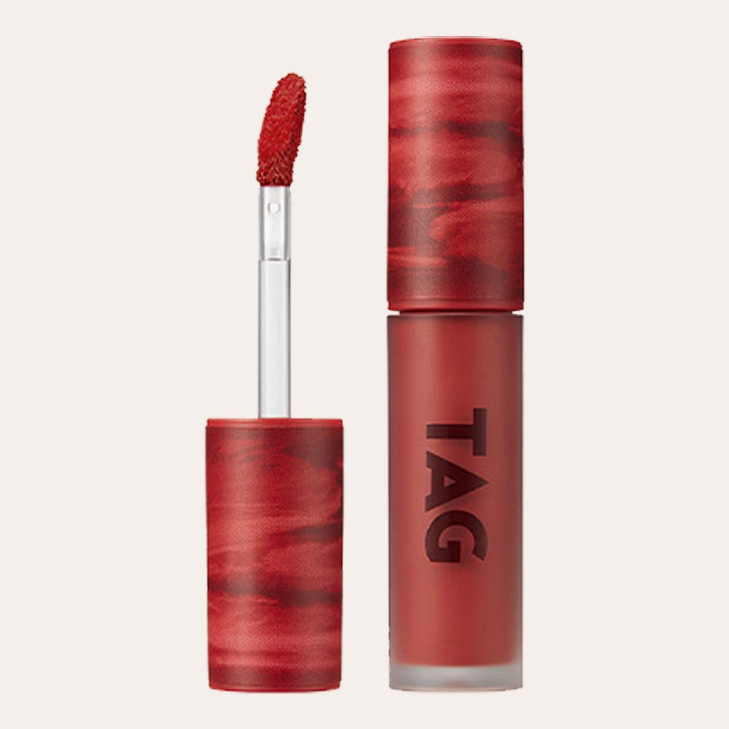 Too Cool For School - Tag Lazy Red Matte Lip - 01 Intro Red