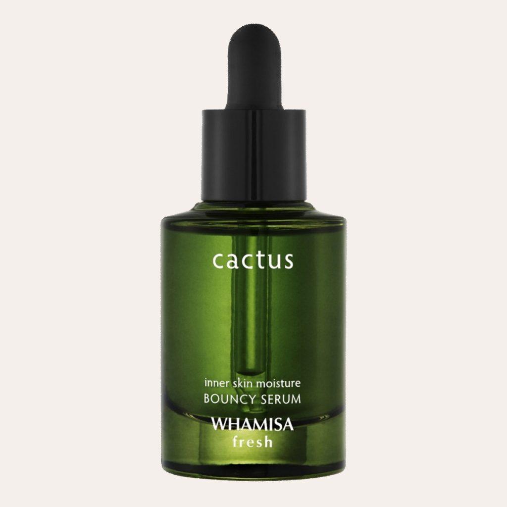Whamisa Fresh - Cactus Inner Skin Moisture Bouncy Serum 2