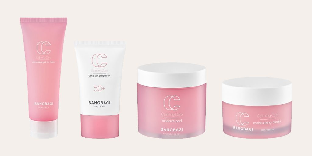 banobagi calming care line 2