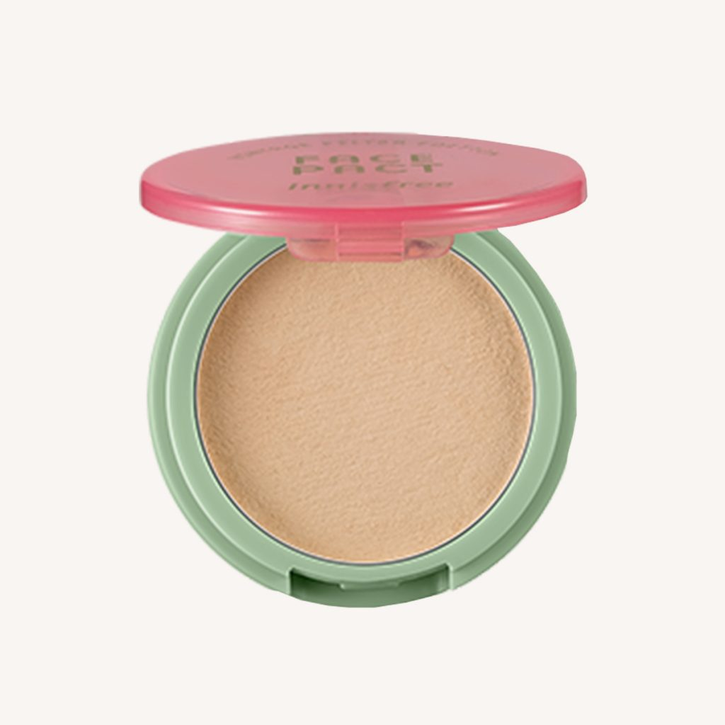innisfree vintage filter Face Pact