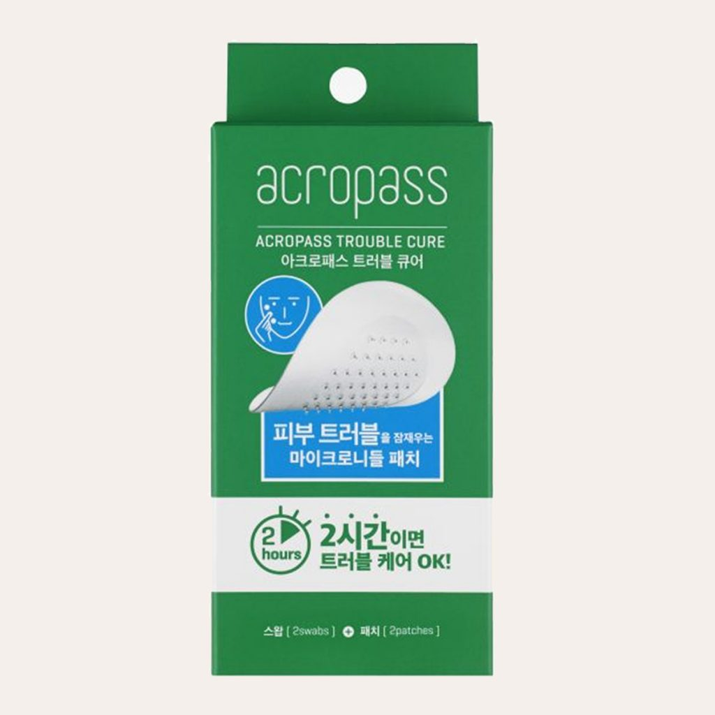Acropass - Trouble Cure