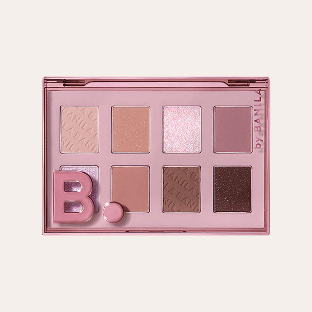 Banila Co - B. by Banila Eye Crush Multi Shadow Palette - Muted Mauve
