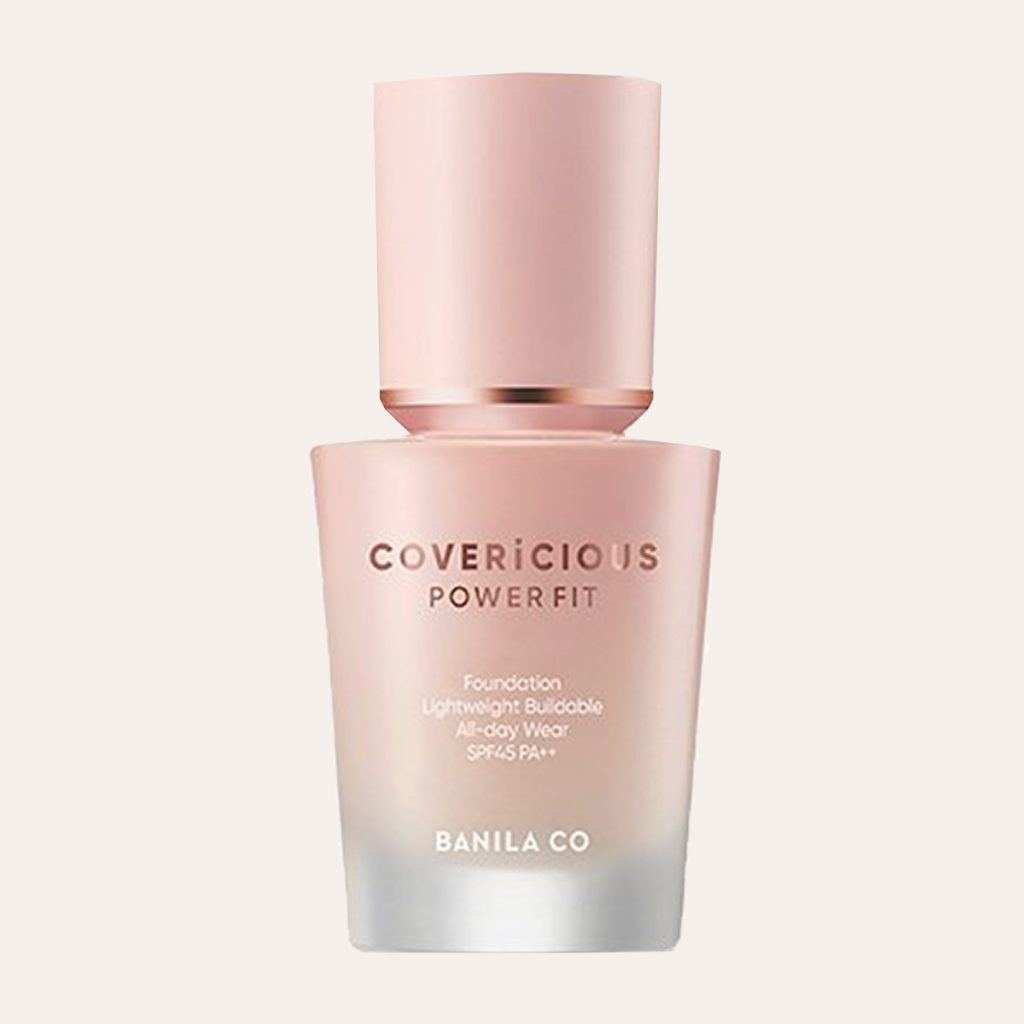 Banila Co - Covericious Power Fit Foundation SPF45 PA++