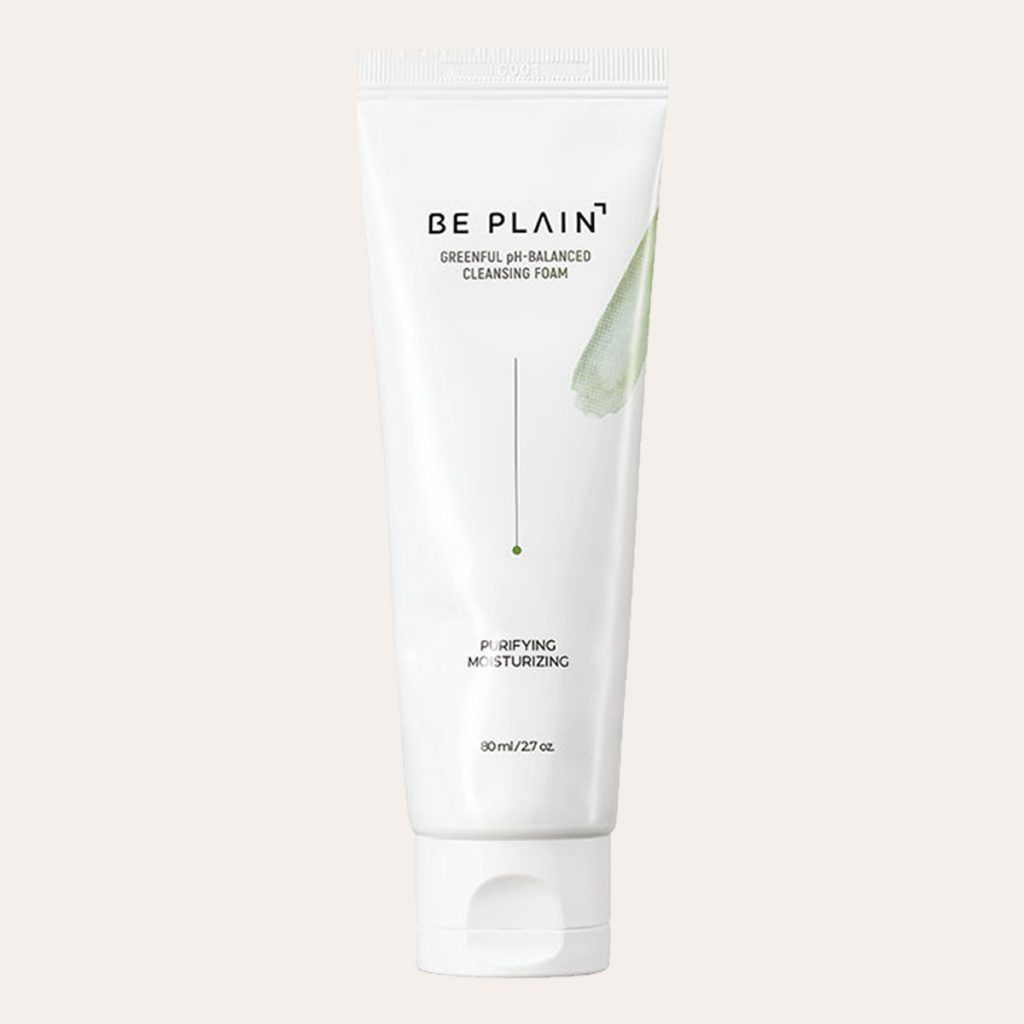 Be Plain - Greenful pH Balanced Cleansing Foam