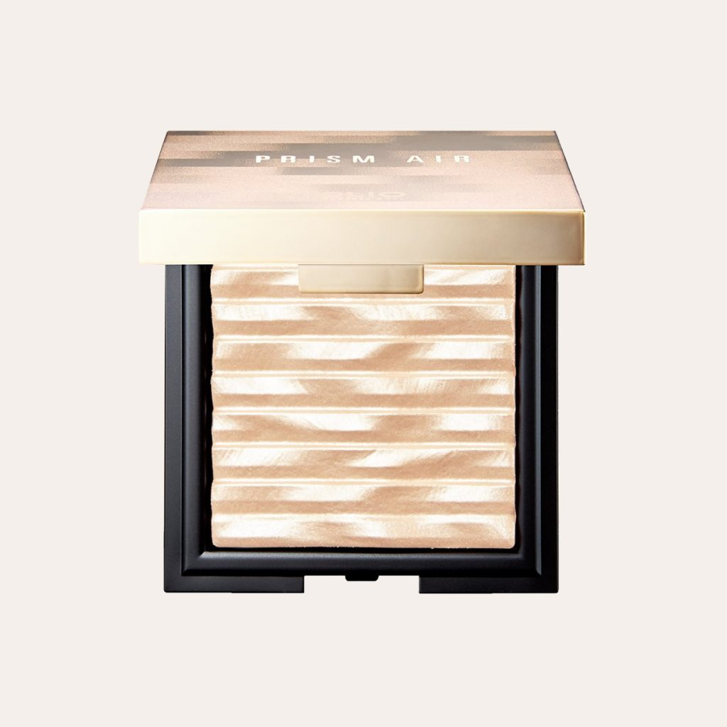 Clio - Prism Air Highlighter & Blusher [#01 Gold Sheet]