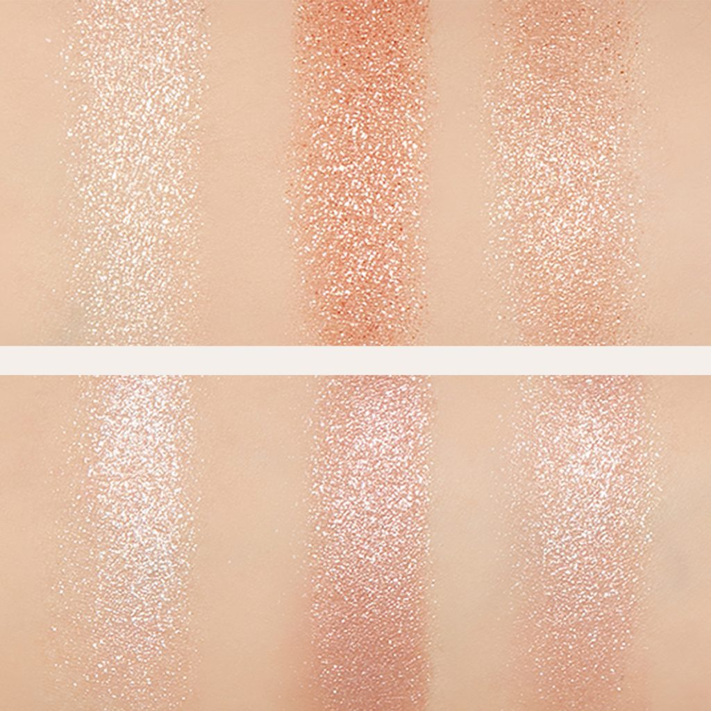 Etude House - Glittery Snow Air Mousse Palette