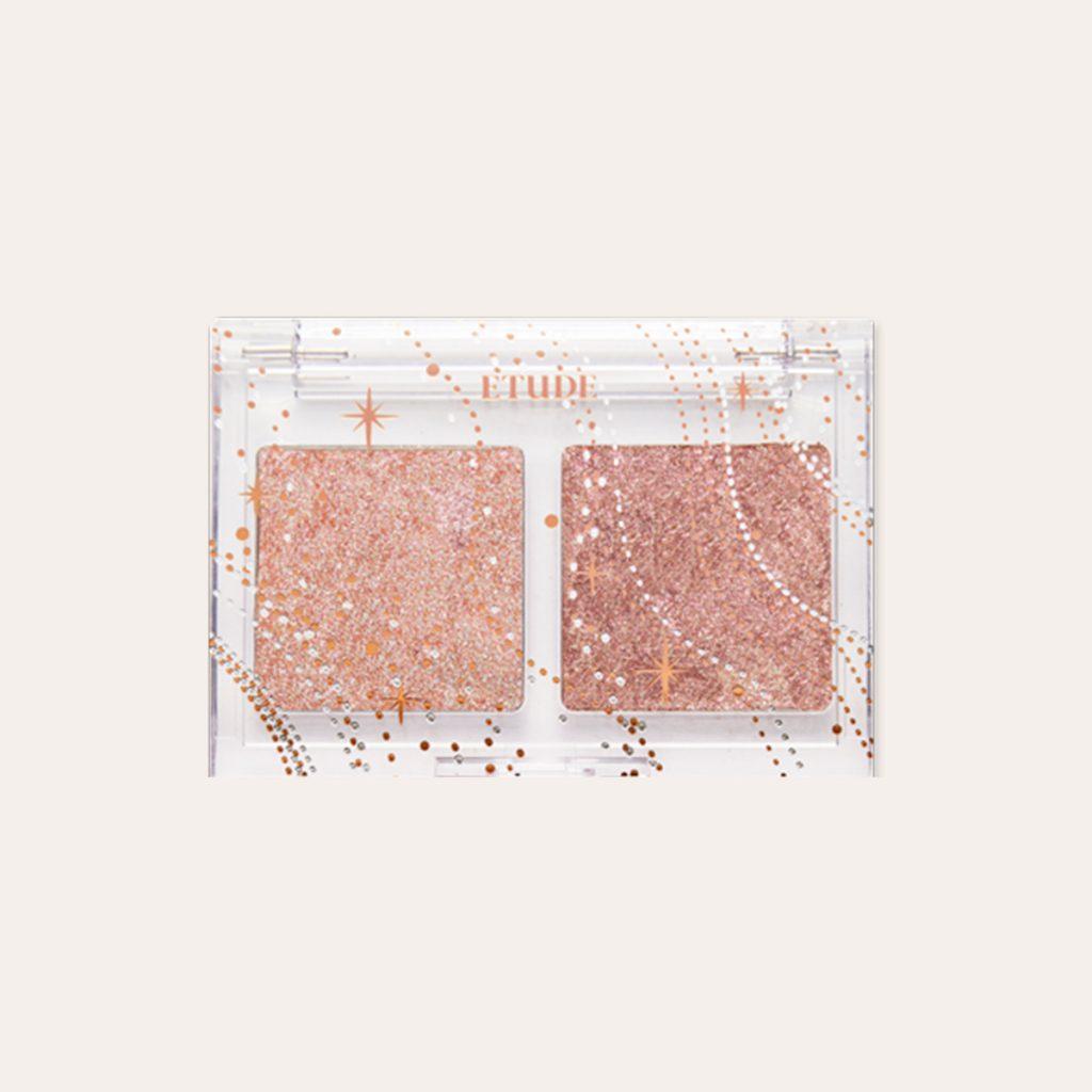 Etude House - Glittery Snow Air Mousse Palette - Frozen