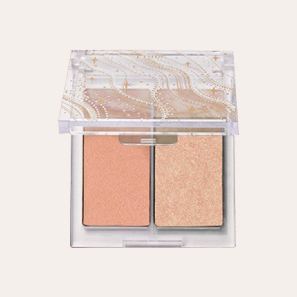 Etude House - Glittery Snow Face Palette - Light