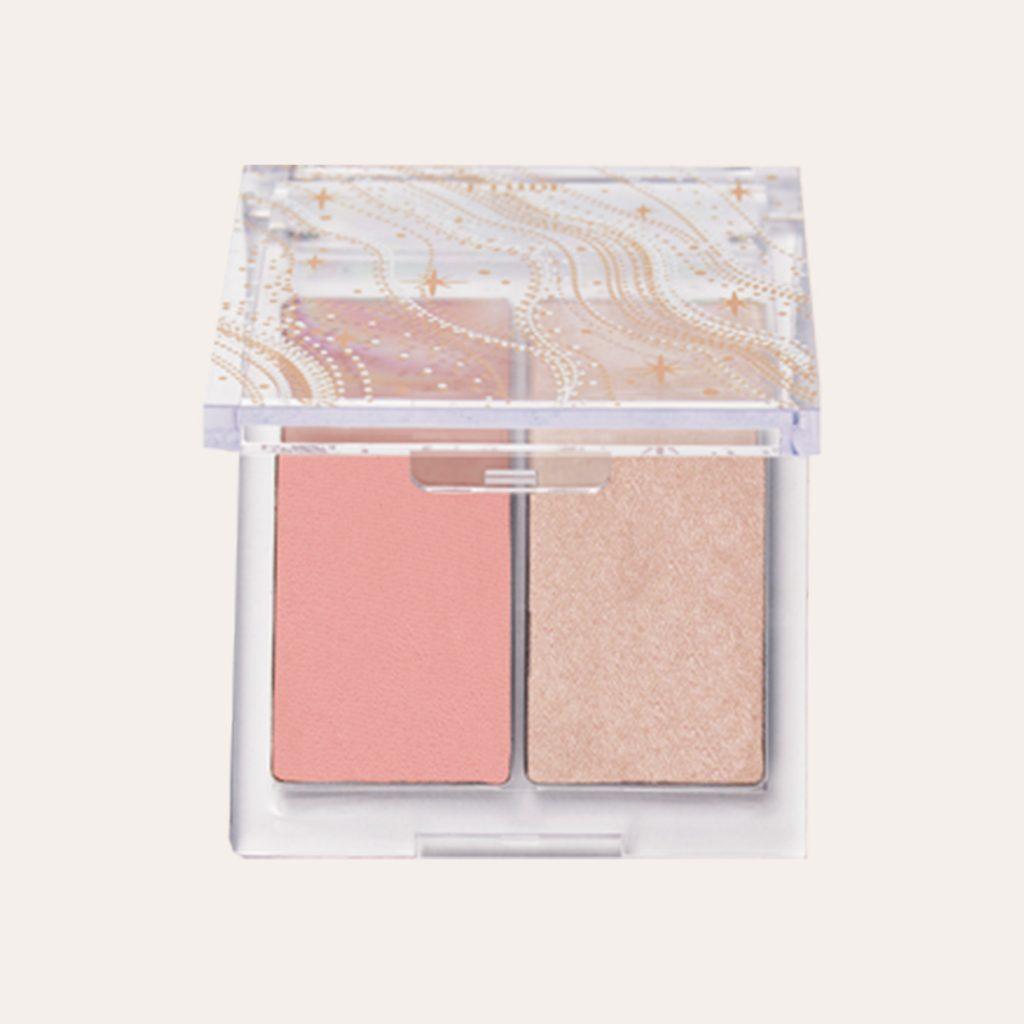 Etude House - Glittery Snow Face Palette - Ray