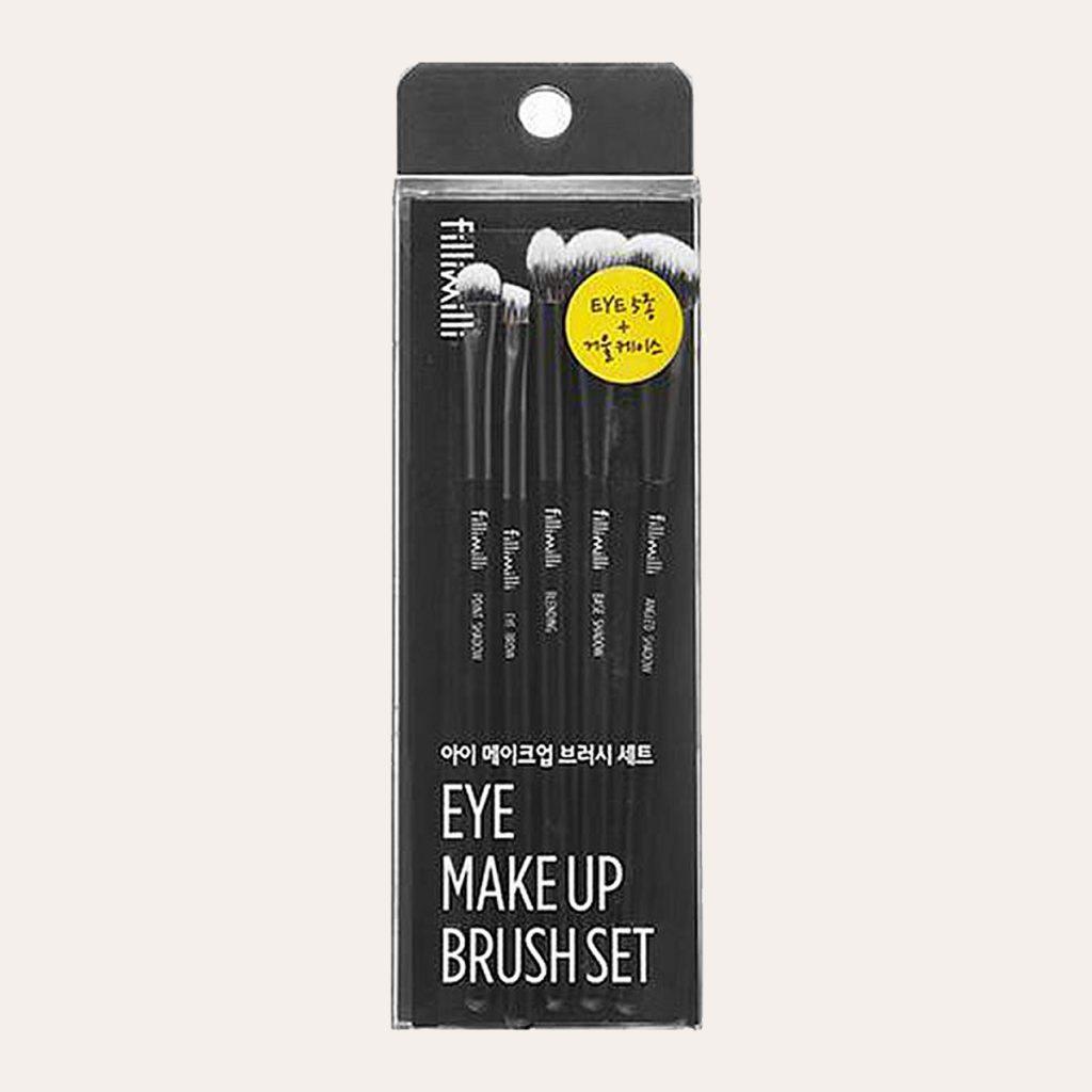 Fillimilli - Eye Make-Up Brush Set