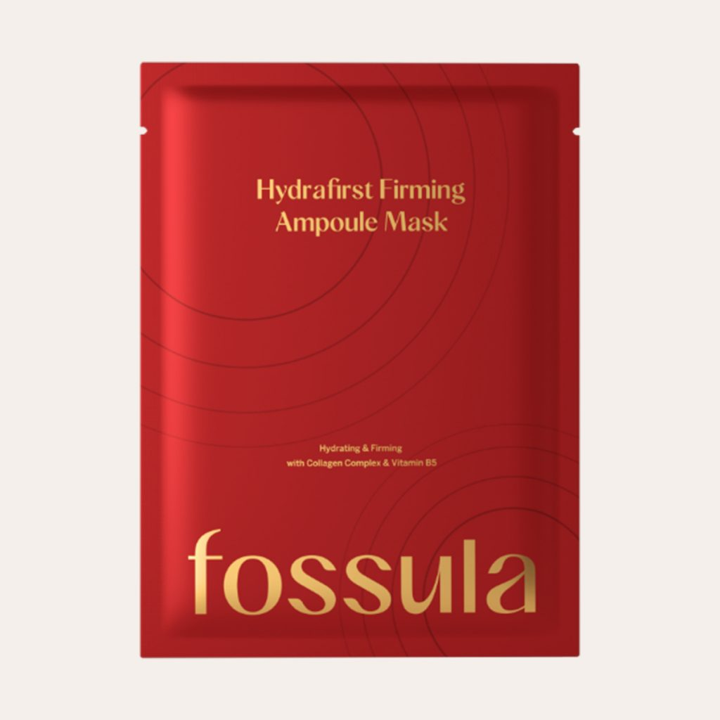 Fossula - Hydrafirst Firming Ampoule Mask