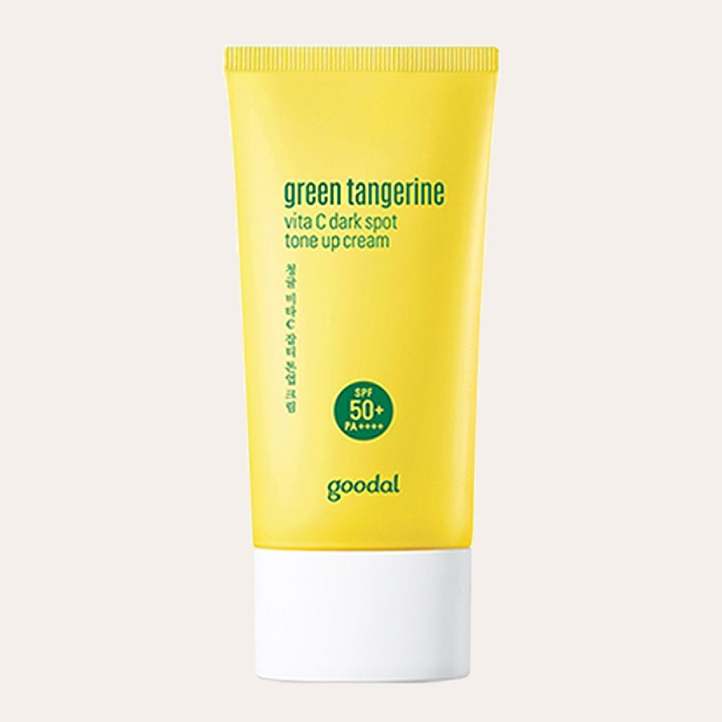 Goodal - Green Tangerine Vita C Tone Up Cream