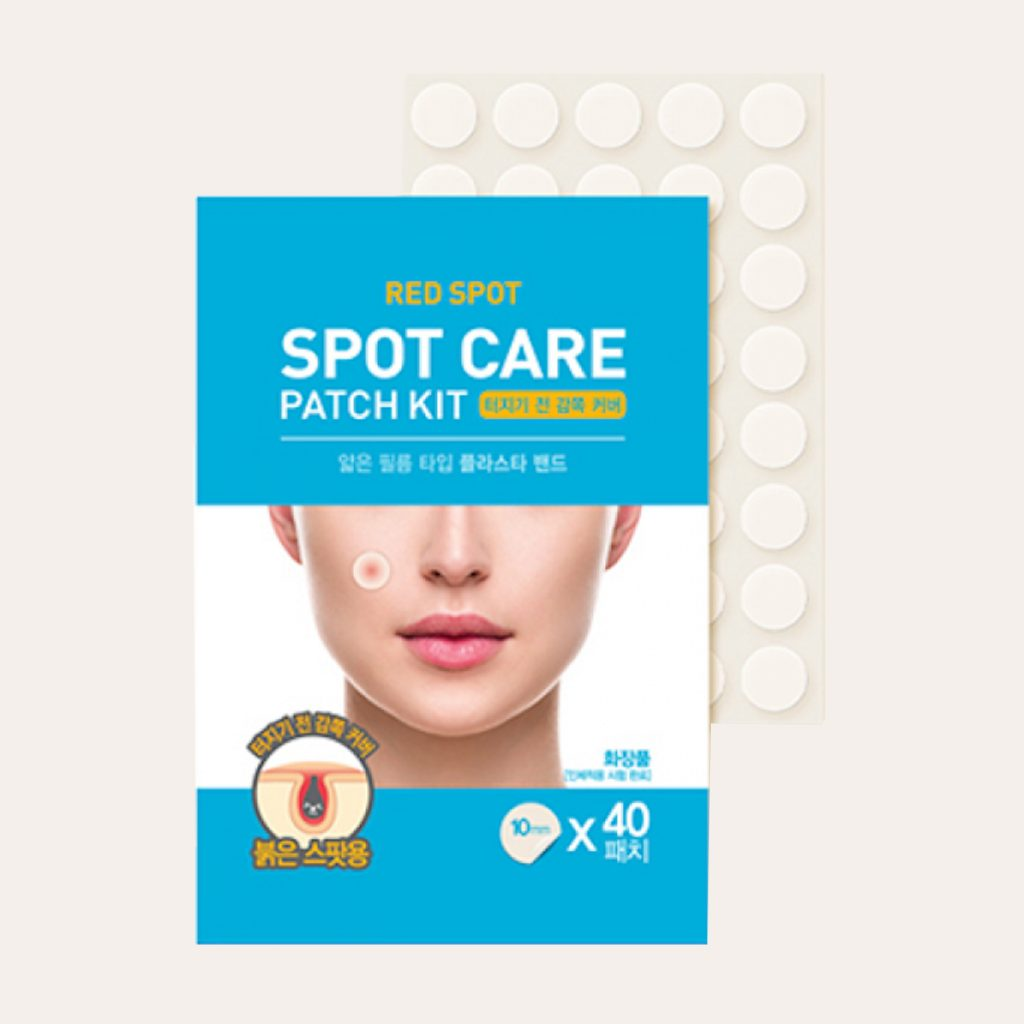 Hatherine – Spot Care Patch Kit