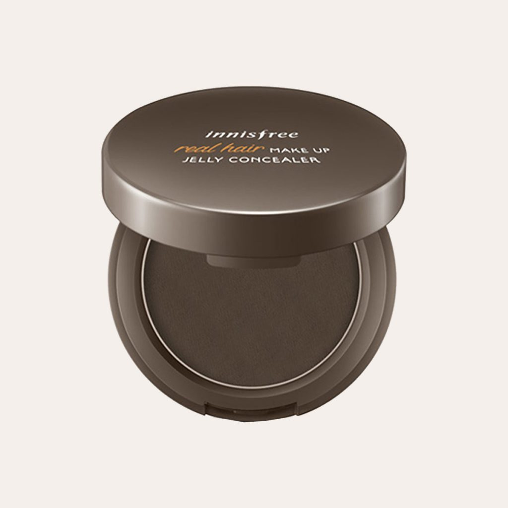 Innisfree - Real Hair Make Up Jelly Concealer [#02 Espresso Brown]