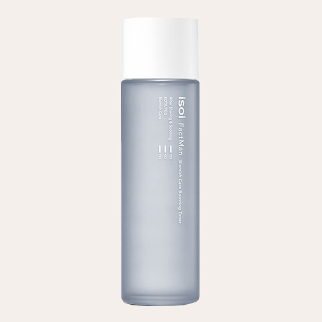 Isoi - Fact Man Blemish Care Boosting Toner