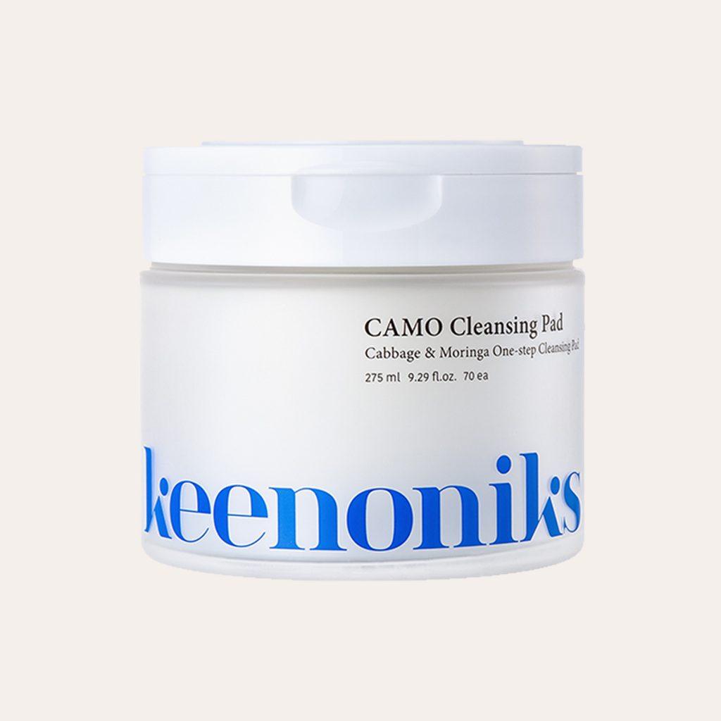 Keenoniks – CAMO Cleansing Pad