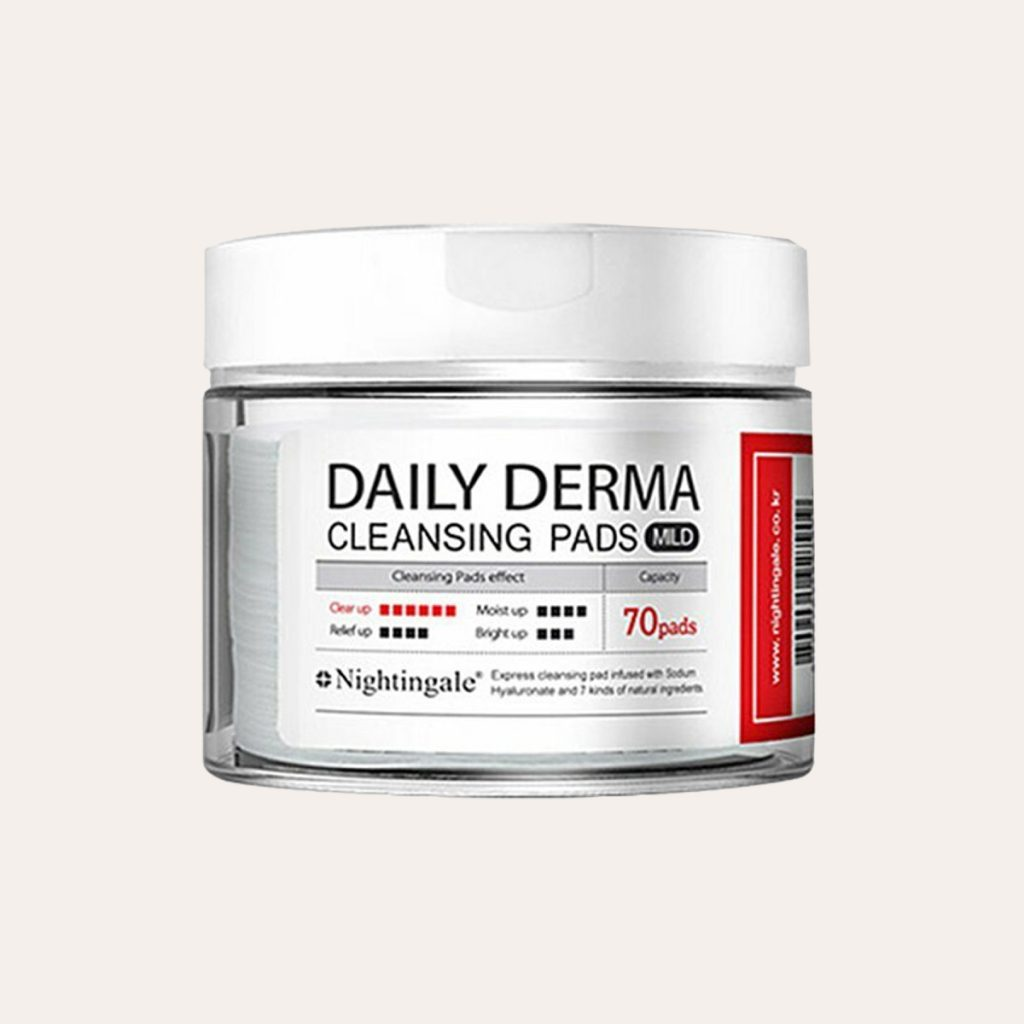Nightingale - Daily Derma Cleansing Pads