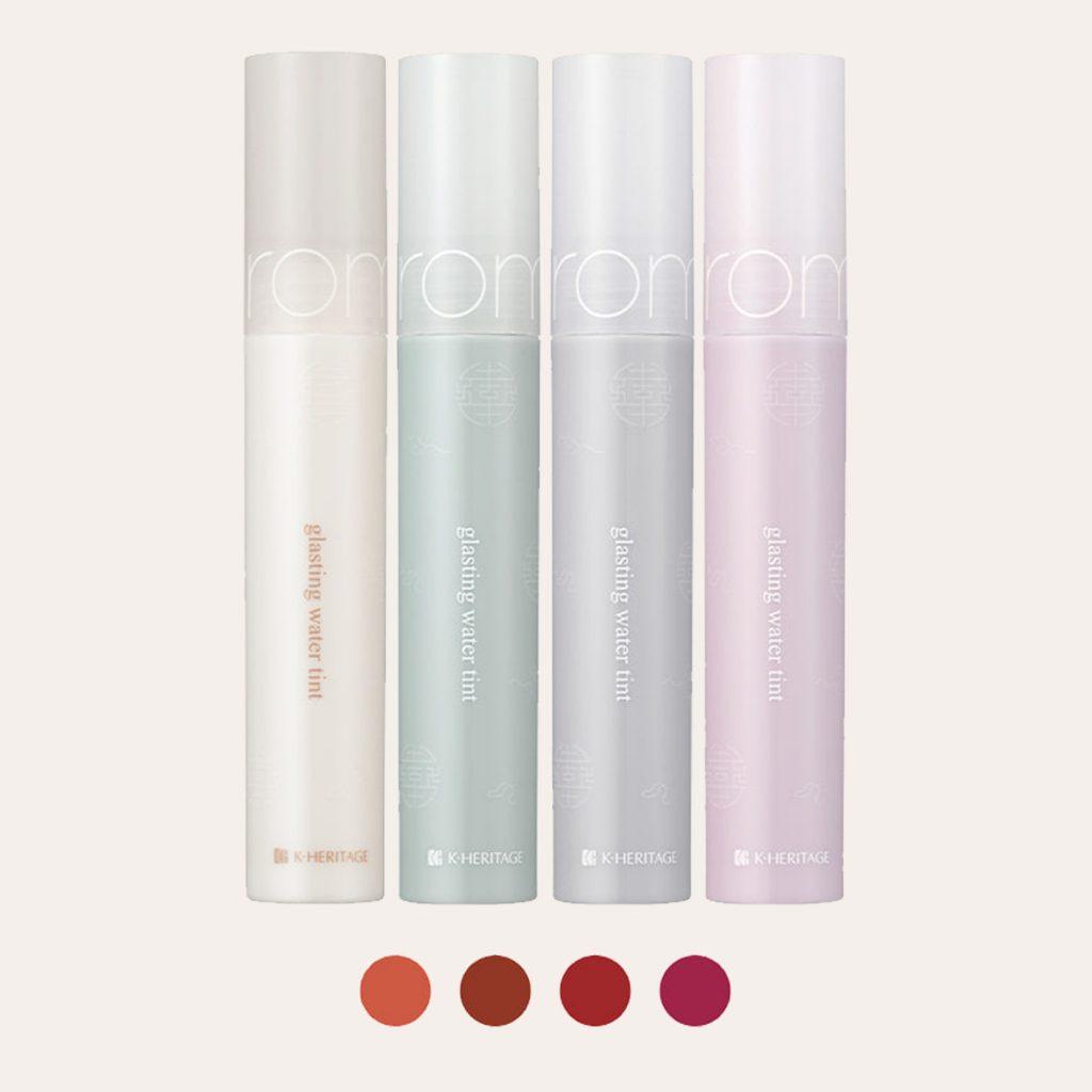 Romand - Hanbok Edition Glasting Water Tint