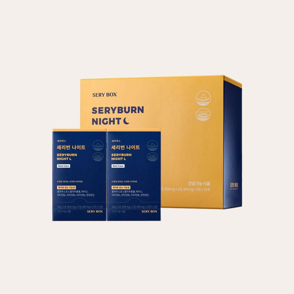Sery Box - Seryburn Night
