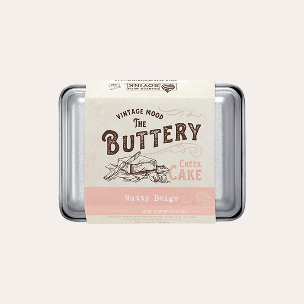 Skinfood - Buttery Cheek Cake 8 Nutty Beige