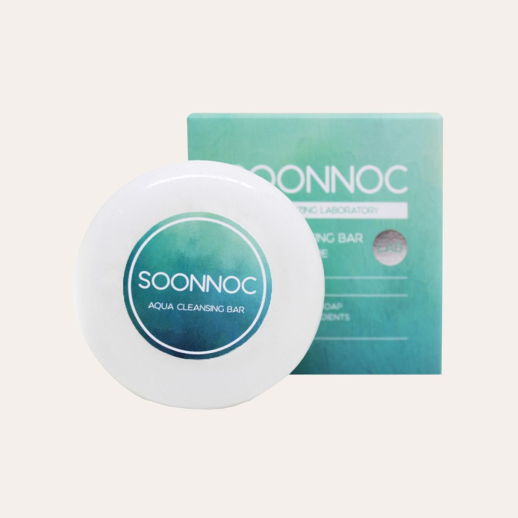 Soonnoc - Aqua Cleansing Bar