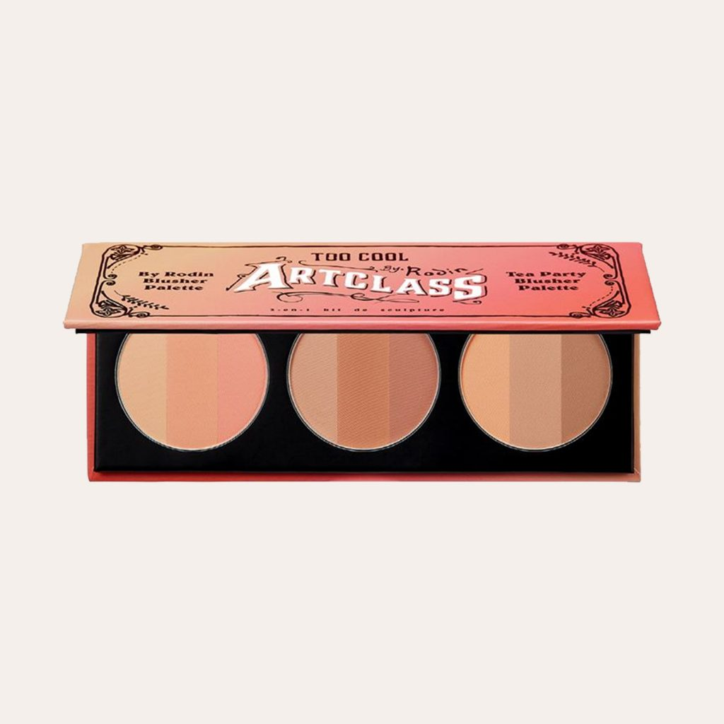 Too Cool For School - Art Class By Rodin Tea Party Blusher Palette