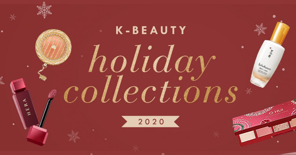 Best K-Beauty Holiday Collections for 2020