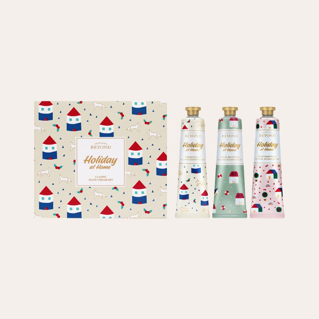 Beyond - Holiday At Home Classic Hand Cream Set
