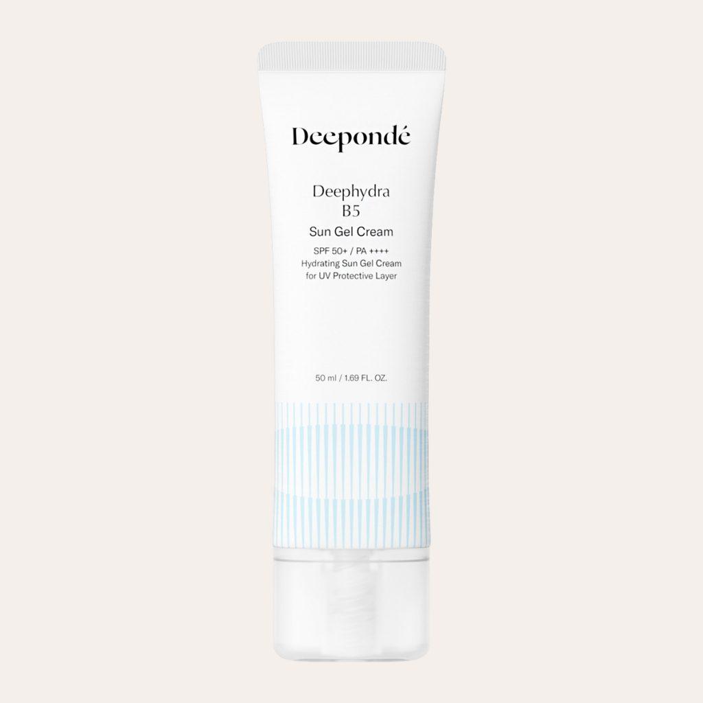 Deepondé - Deephydra B5 Sun Gel Cream SPF 50+ PA++++