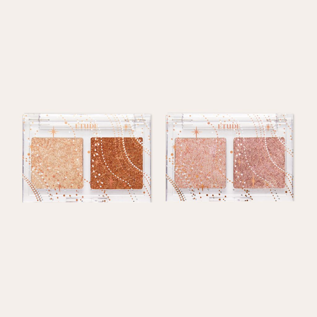 Etude - Glittery Snow Air Mousse Palette