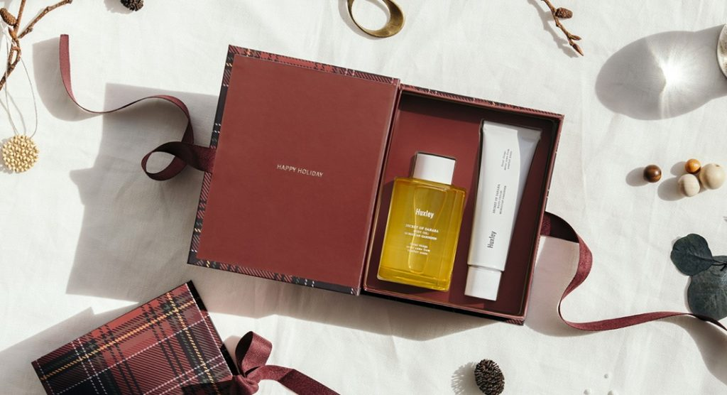 Huxley - Holiday Collection Hand and Body