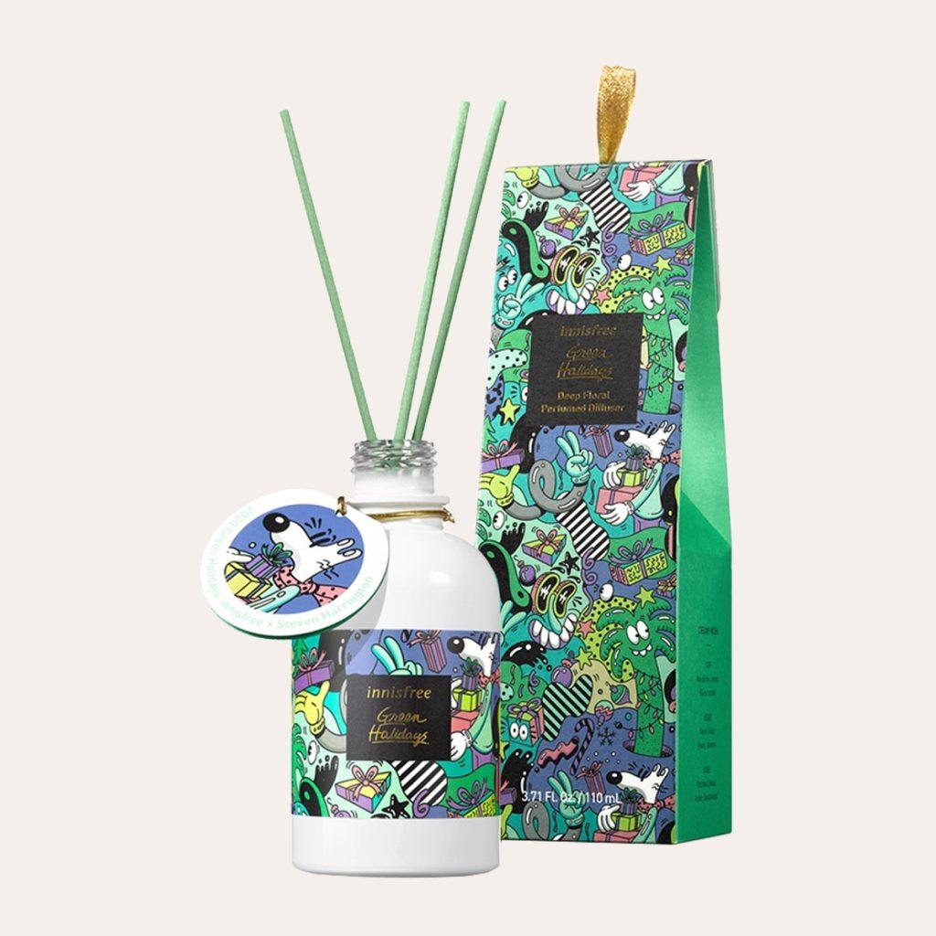 Innisfree - Deep Floral Perfumed Diffuser