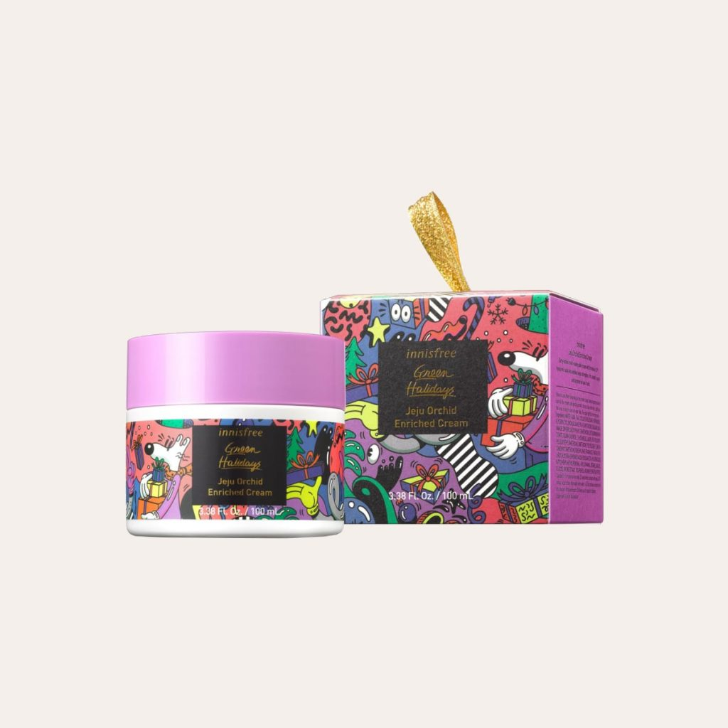 Innisfree - Jumbo Youth-Enriched Cream with Orchid