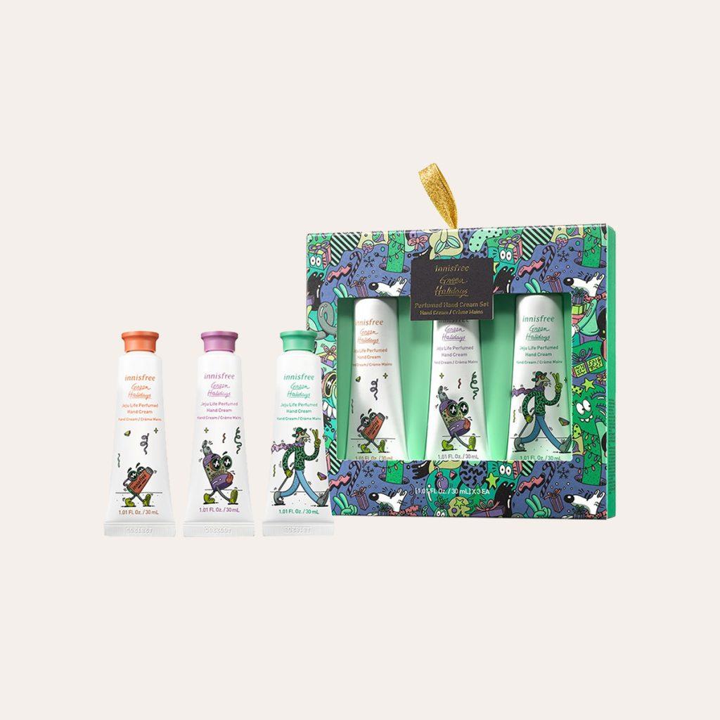 Innisfree - Perfumed Hand Cream Set