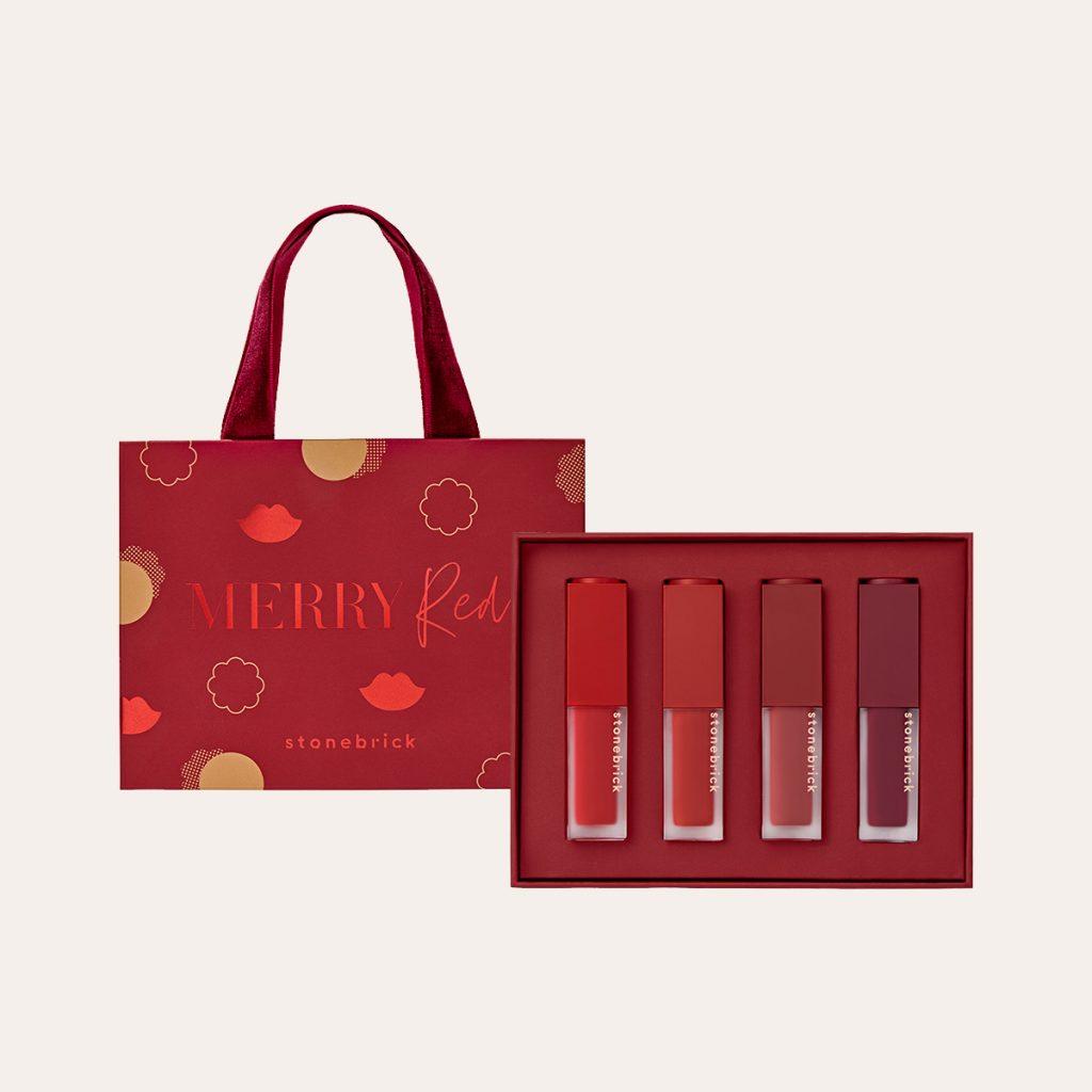Stonebrick - Merry Red Kit