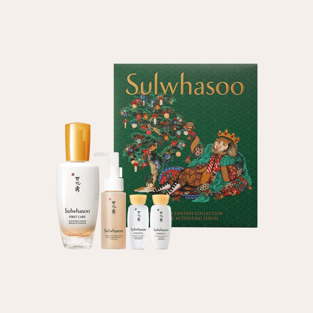 Sulwhasoo - Wear Your Fantasy Christmas Collection 2020 Fist Care Activating Perfecting Serum Set 2